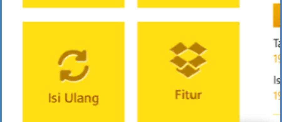 Aplikasi Indosat – Instant